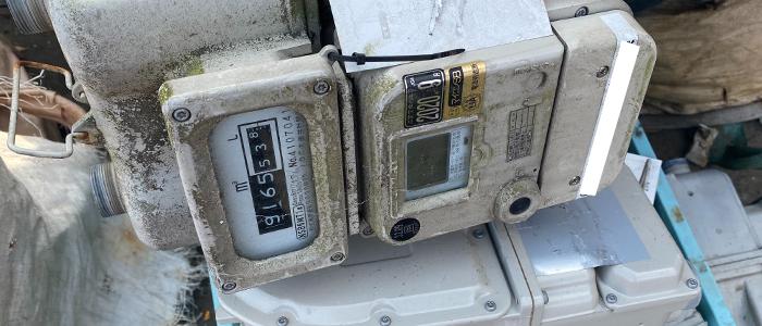 ガスメーター|非鉄金属買取の神田重量金属株式会社