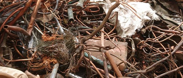 銅スクラップの取扱一覧、下銅、下故銅、銅くず、銅パイプ、銅板、銅溶接、下銅スクラップ買取、滋賀県非鉄金属買取の神田重量金属株式会社