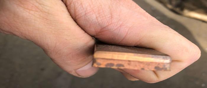多層銅の取扱をしています、滋賀県非鉄金属買取の神田重量金属株式会社
