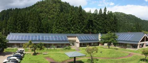 三島高齢者福祉センター太陽光発電所