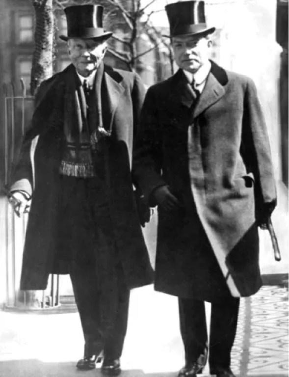 Apie John Davison Rockefeller Sr