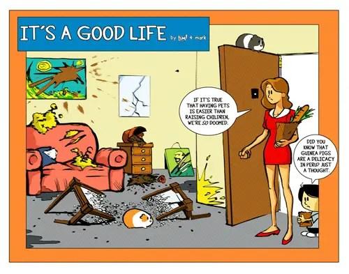 "AiPT Presents: It's a Good Life – ""Guinea Pigsty"""