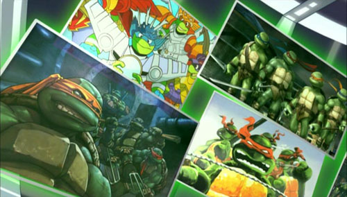 Turtles Forever Review