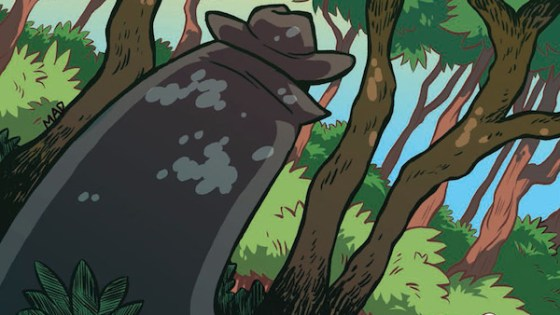 Is It Good? Regular Show: Skips #3 Review