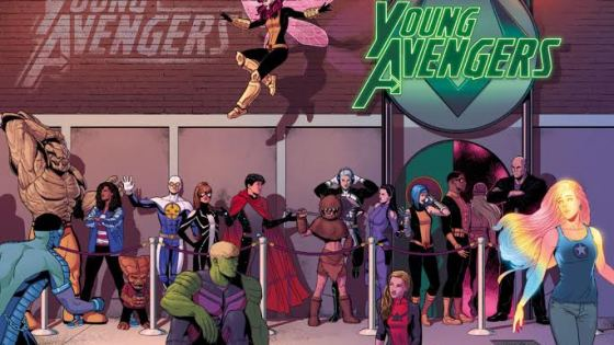 Is It Good? Young Avengers #15 Review