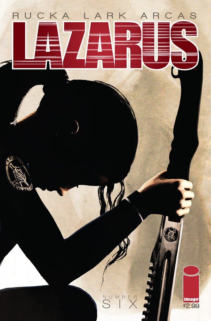 Is It Good? Lazarus #6 Review