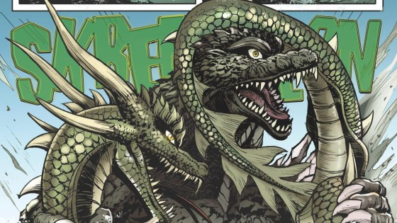 Is It Good? Godzilla: Rulers of Earth #9 Review
