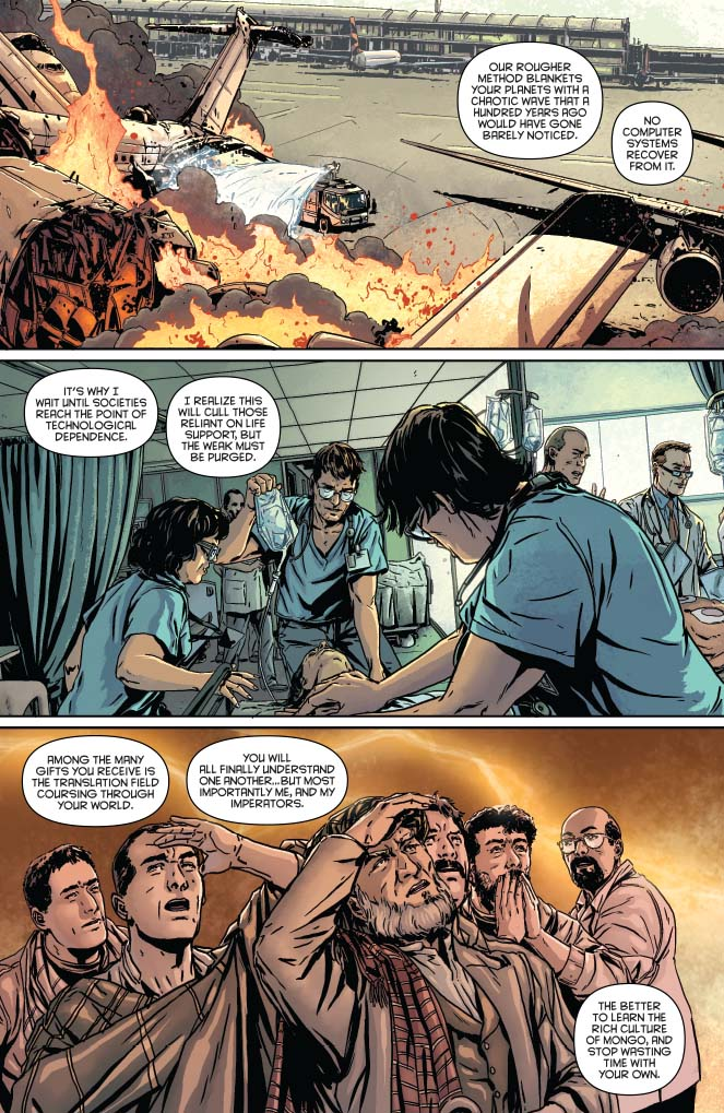 Is It Good? Kings Watch #4 Review
