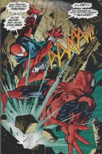 spider-man-the-clone-saga-scarlet-spider-vs-spiderman
