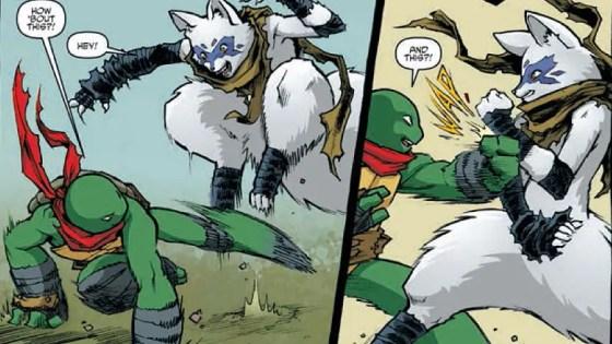 Is It Good?  Teenage Mutant Ninja Turtles #31 Review