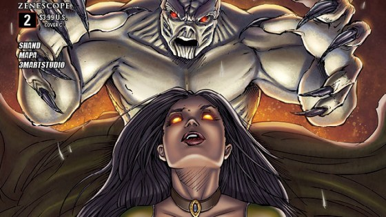 Is it Good? Grimm Fairy Tales Presents Ascension #2 Review