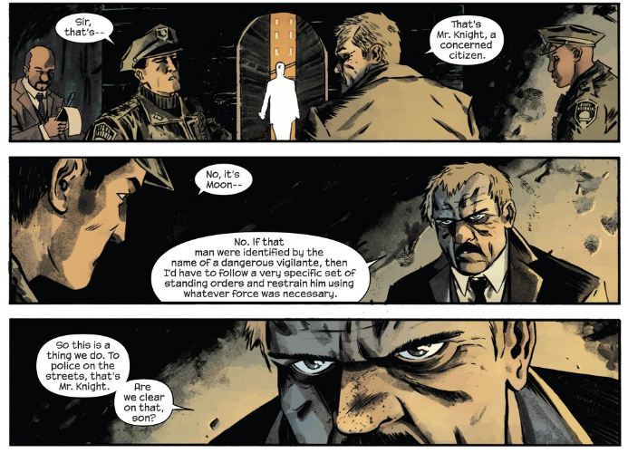 Is It Good? Moon Knight #1 Review