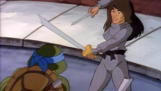 Alright, I'm back with another batch of five episodes from the fourth season of Fred Wolf's Teenage Mutant Ninja Turtles cartoon. This portion is decidedly more interesting to me, thanks in part to some of the recurring characters, action figure tie-ins and behind the scenes stories that go along with the episodes.