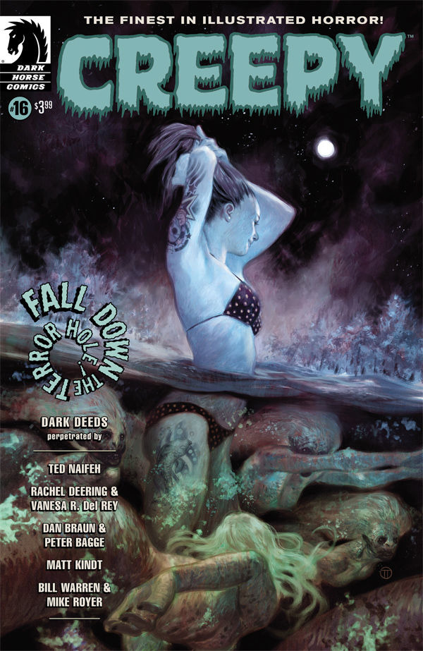 Is it Good? Creepy #16 Review