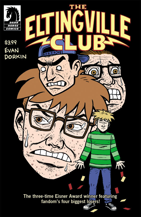 Is It Good? The Eltingville Club #1 Review