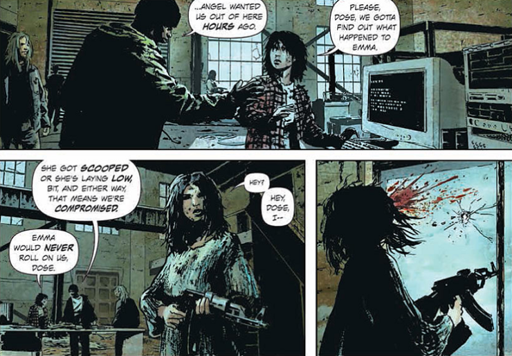 Is It Good? Lazarus #8 Review