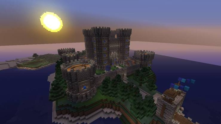 The Problem with Minecraft 'Servers' on Consoles