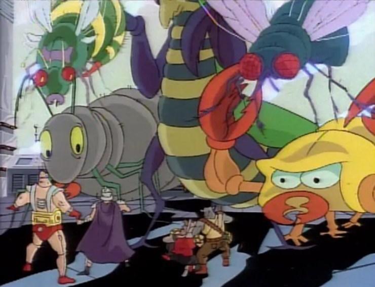 teenage-mutant-ninja-turtles-fred-wolf-season-4-giant-insects