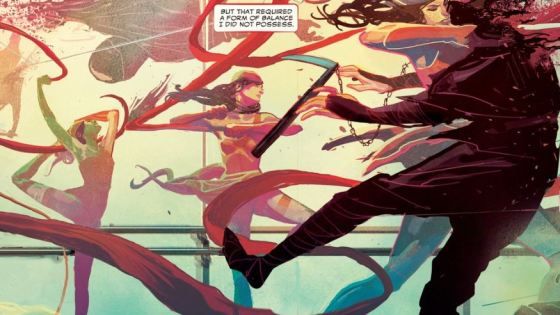 Is It Good? Elektra #1 Review
