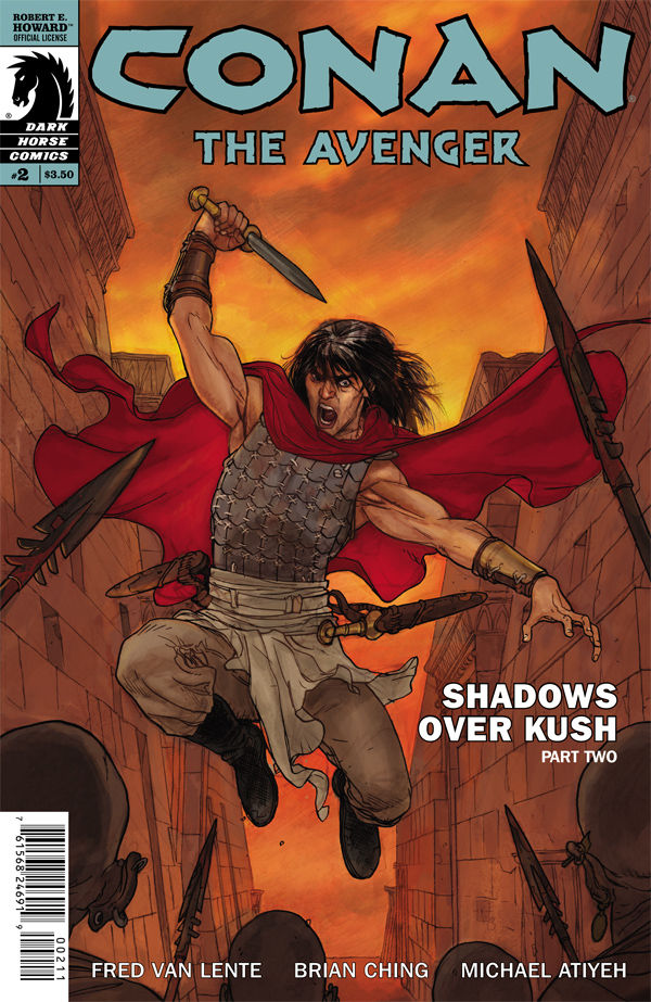 Is It Good? Conan the Avenger #2 Review