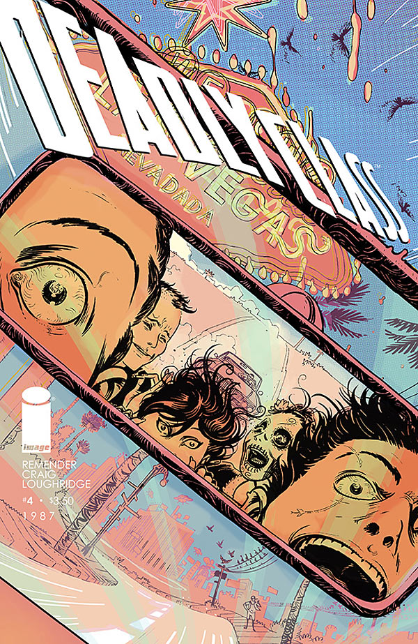 Is It Good? Deadly Class #4 Review