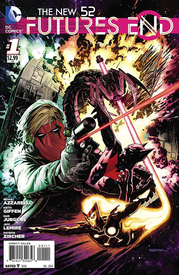Is It Good? Futures End #1 Review