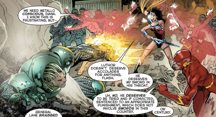 Is It Good? Justice League #30 Review