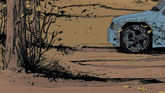 This epic spy thriller just keeps hurtling forward with a plot so intense and insane it's hard to keep track of sometimes. Still, I enjoy the ride. Every issue Ales Kot pushes the boundaries of storytelling just that much more and month after month I keep coming back, ravenous for more. Well, let's see what he's got in store for us this month...is it good?