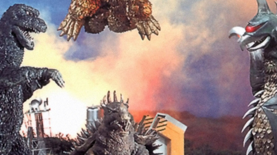 Godzilla: The Showa Series, Part 12: Godzilla vs. Gigan (1972)