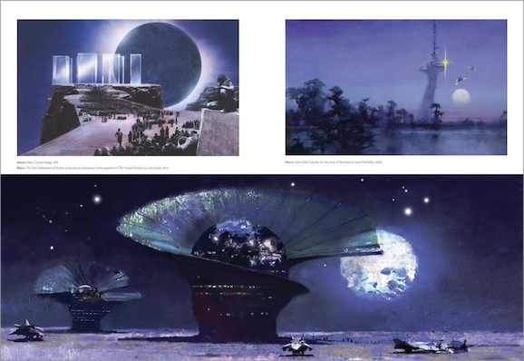 The Art of John Harris: Beyond the Horizon Review