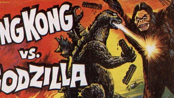 Godzilla: The Showa Series, Part 3: King Kong vs. Godzilla (1962)