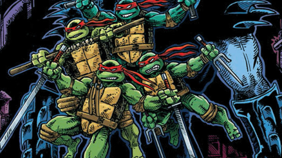 To commemorate 30 years of Ninja Turtle awesomeness (before Michael Bay takes a sizable dump on it all this summer), IDW releases a comic featuring all new stories from the franchise's greatest creators over the years… including Peter Laird and Kevin Eastman! Is it good?