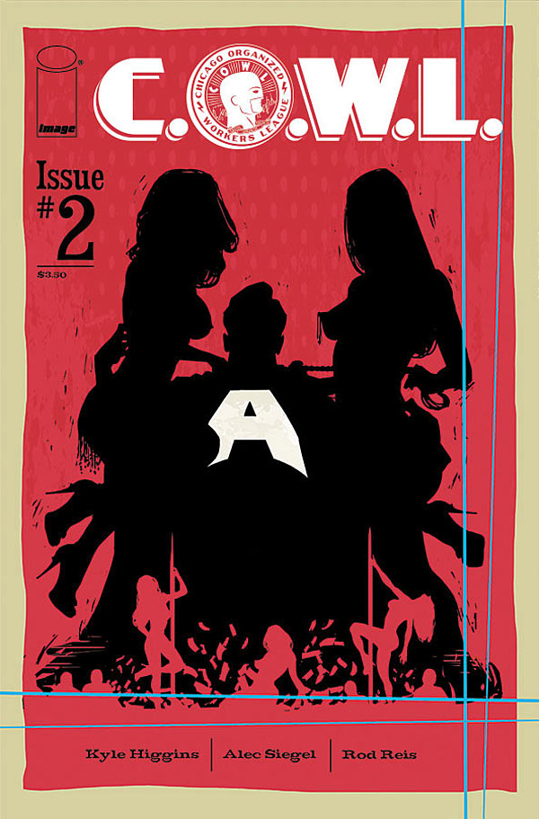 Is It Good? C.O.W.L. #2 Review