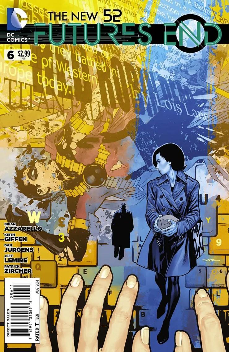 Weekly Weeklies: 6/11/14 – Batman Eternal #10 and Futures End #6