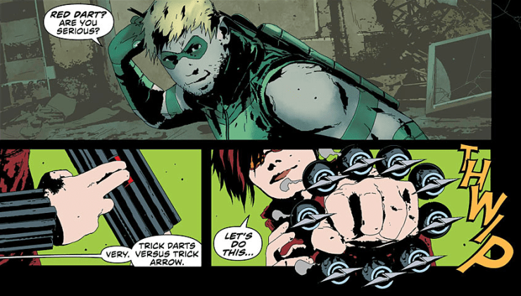 Is It Good? Green Arrow #32 Review