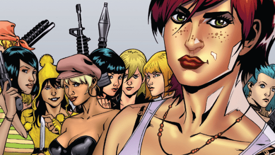 Is It Good? Painkiller Jane: 22 Brides #1 Review