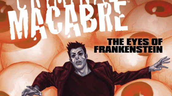 Cal Mcdonald is back, hanging with Frankenstein's monster, trying to get him some eyes. And, spoilers, Cal is a ghoul now, who vomits black blood. And Mo'lock the ghoul is... well, he hasn't changed. Let's take a look at this beast, shall we? Is it good?