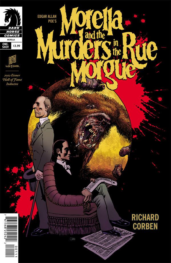 Is It Good? Edgar Allan Poe's Morella and the Murders in the Rue Morgue Review