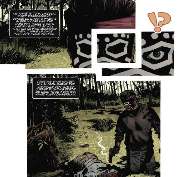 Is It Good? Dream Thief: Escape #1 Review