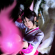 Dynasty Ahri from League of Legends Cosplay