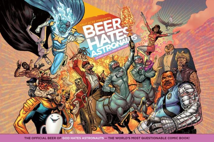 The Great Beer Survey: A Taste of SE: NYC 2014
