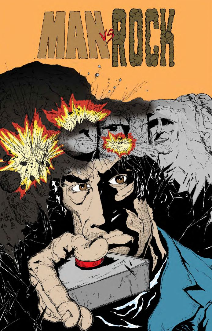 Is It Good? Man Vs. Rock Volume 1 and 2 Review