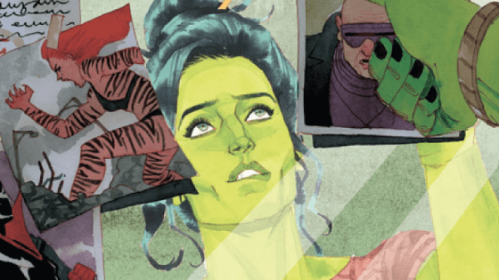 Is It Good?  She-Hulk #5 Review