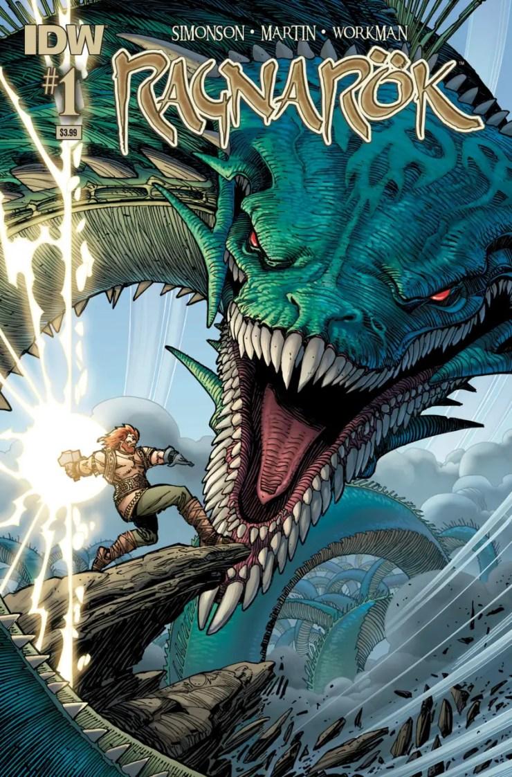 Is it Good? Ragnarok #1 Review