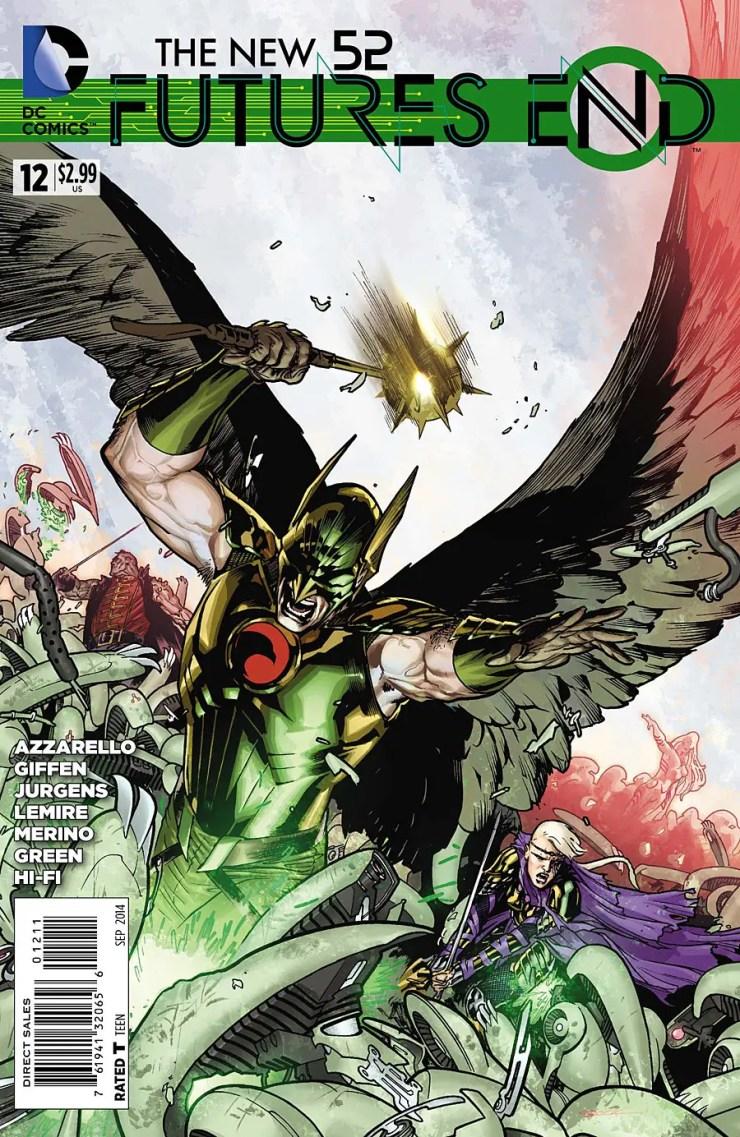 Weekly Weeklies: 7/23/2014 –Batman Eternal #16 and Futures End #12
