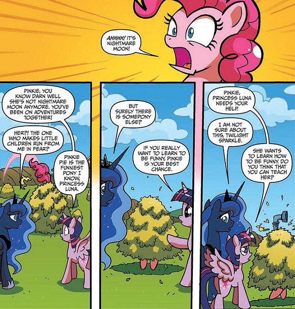 Is It Good? My Little Pony: Friends Forever #7 Review