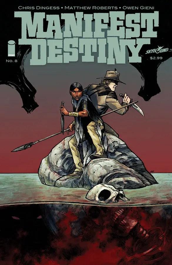 Is It Good? Manifest Destiny #8 Review