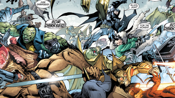 Is It Good? Robin Rises: Omega #1 Review