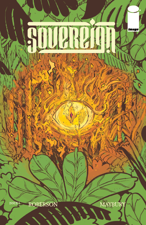 Is It Good? Sovereign #5 Review