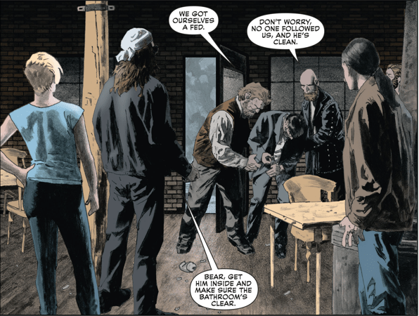 Is It Good? Star Spangled War Stories Featuring GI Zombie #1 Review